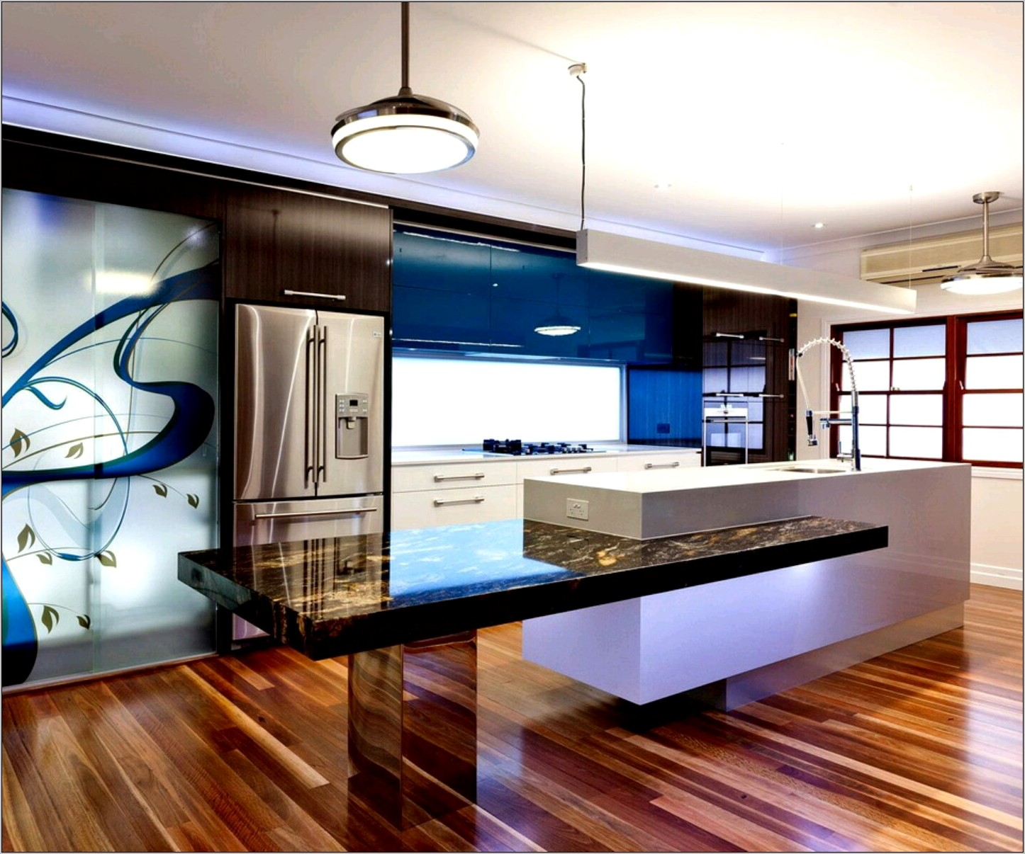 Contemporary Kitchen Decorating Ideas Photos
