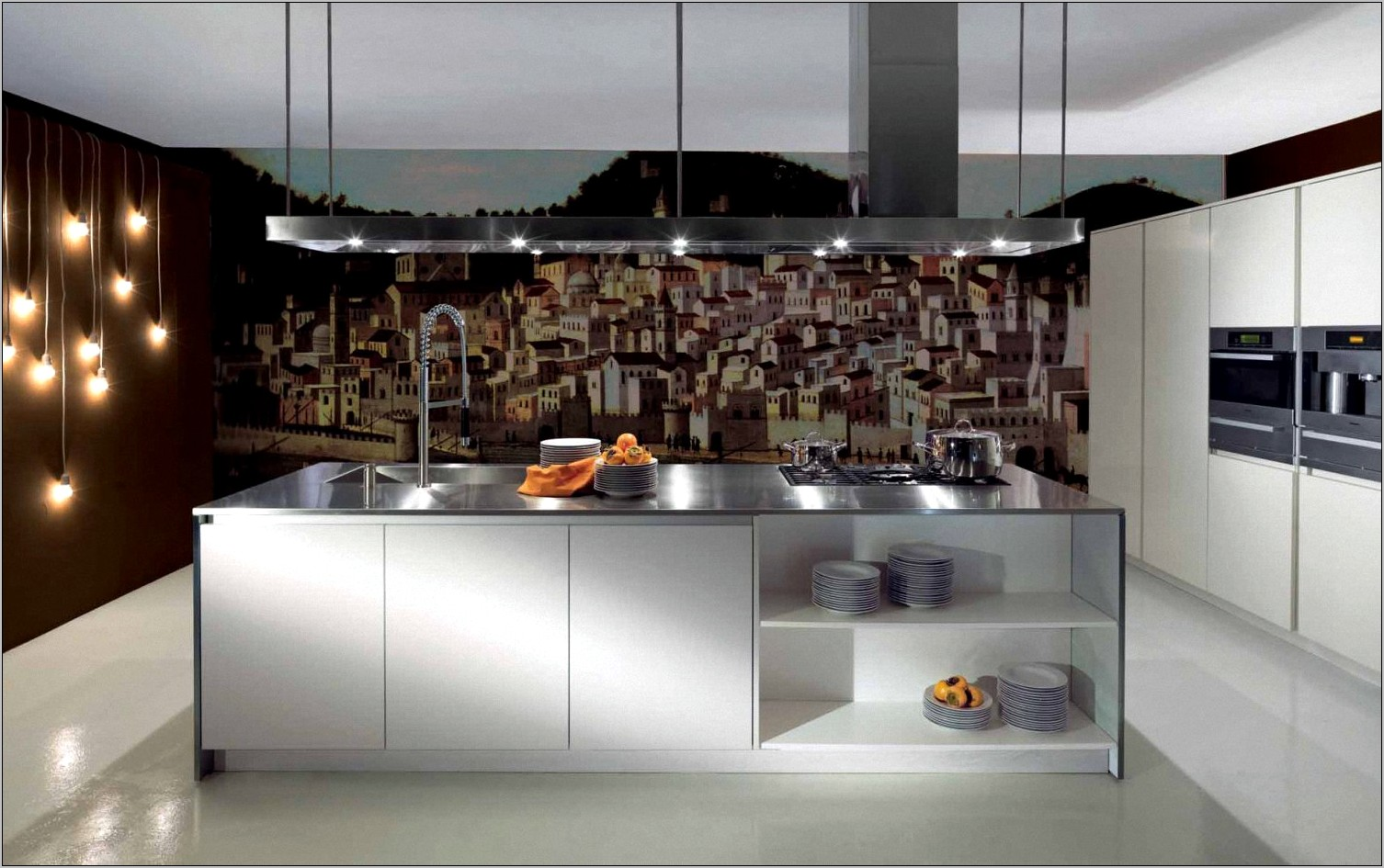 Contemporary Kitchen Wall Decor