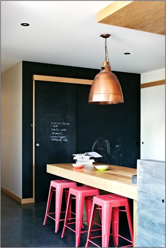 Coral And Copper Kitchen Decor