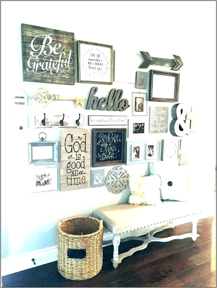 Country Decorations Wall For Kitchen
