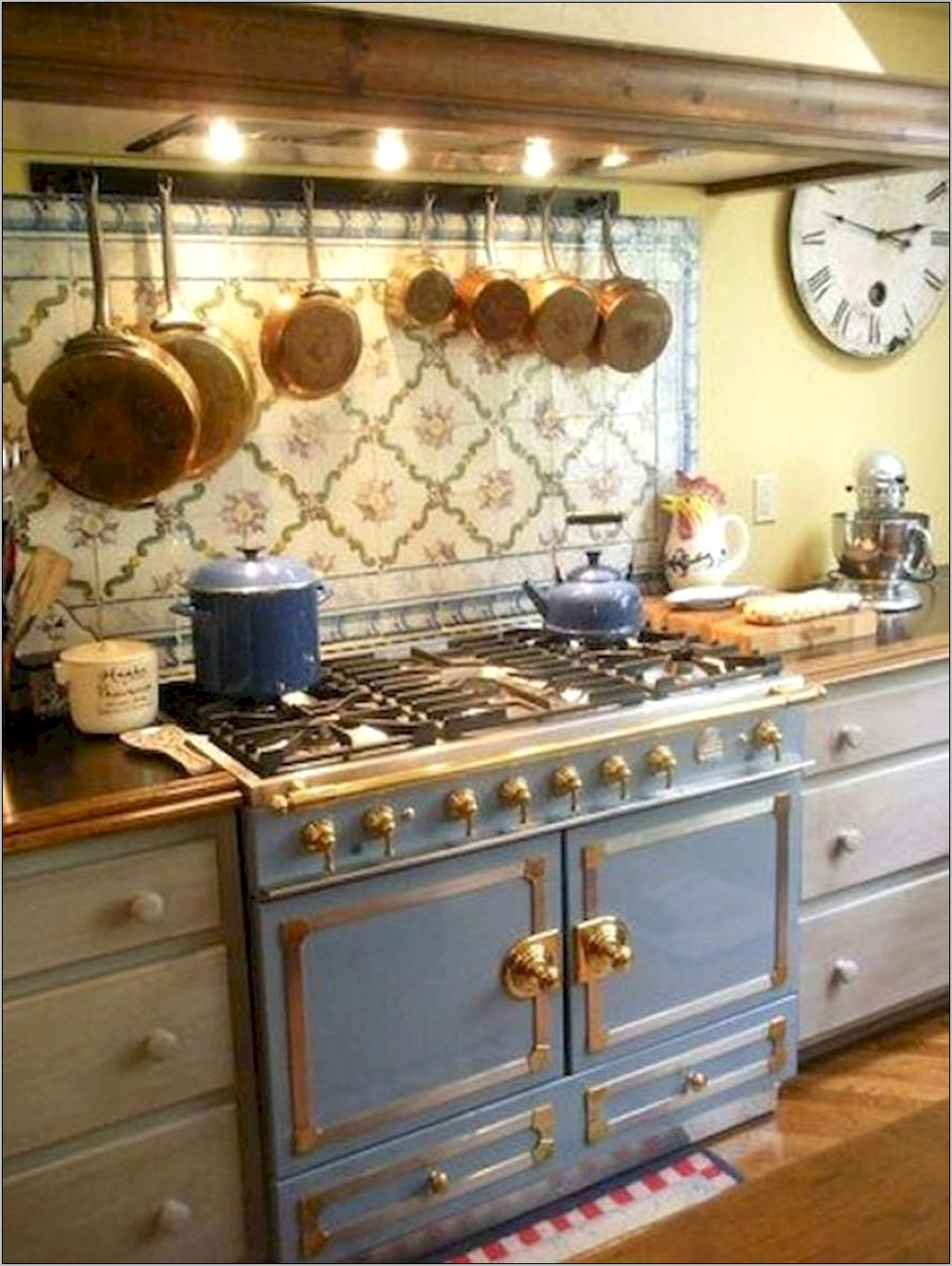 Country Kitchen Decorating Ideas Pinterest