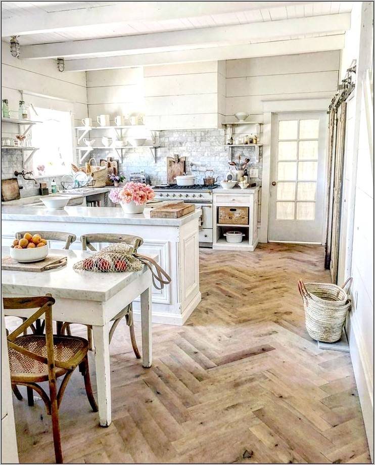 Country Kitchens Decor Walls Floors