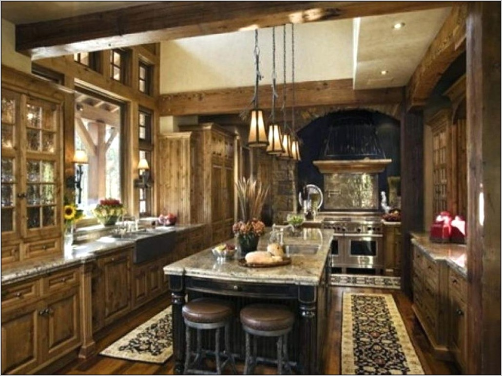 Country Sampler Kitchen Decorating Ideas