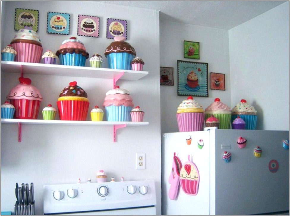 Cupcake Kitchen Decor Uk