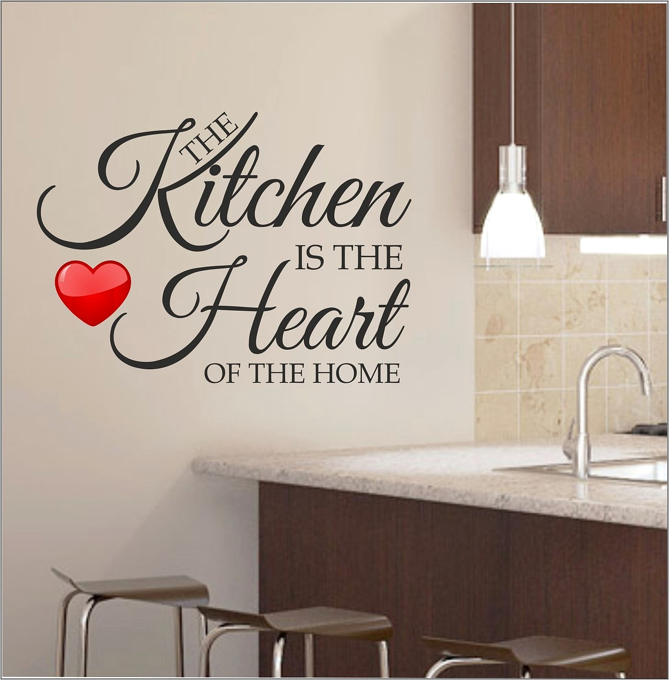 Cute Kitchen Wall Decor Ideas