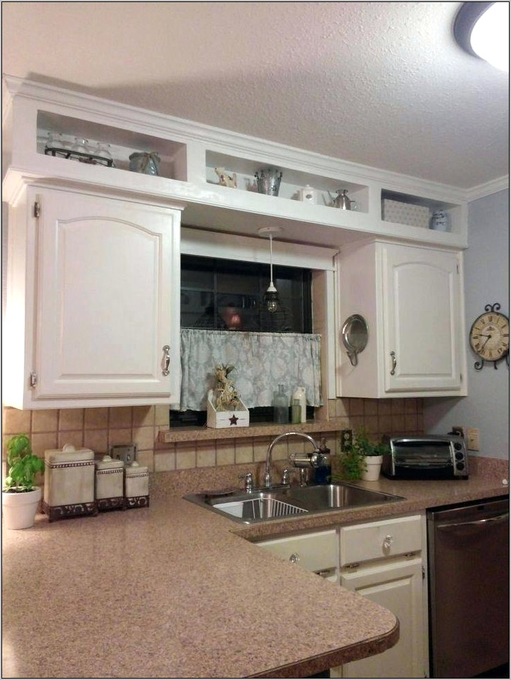 Decor For Kitchen Soffit