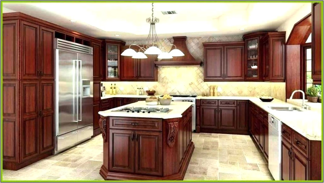 Decor For Kitchen Using Birds