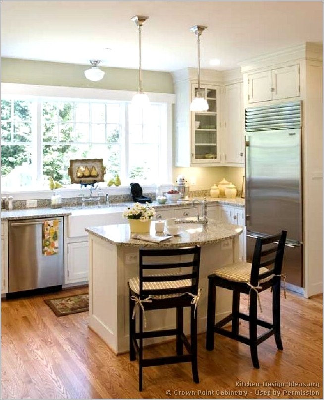 Decor For Small Kitchen Island