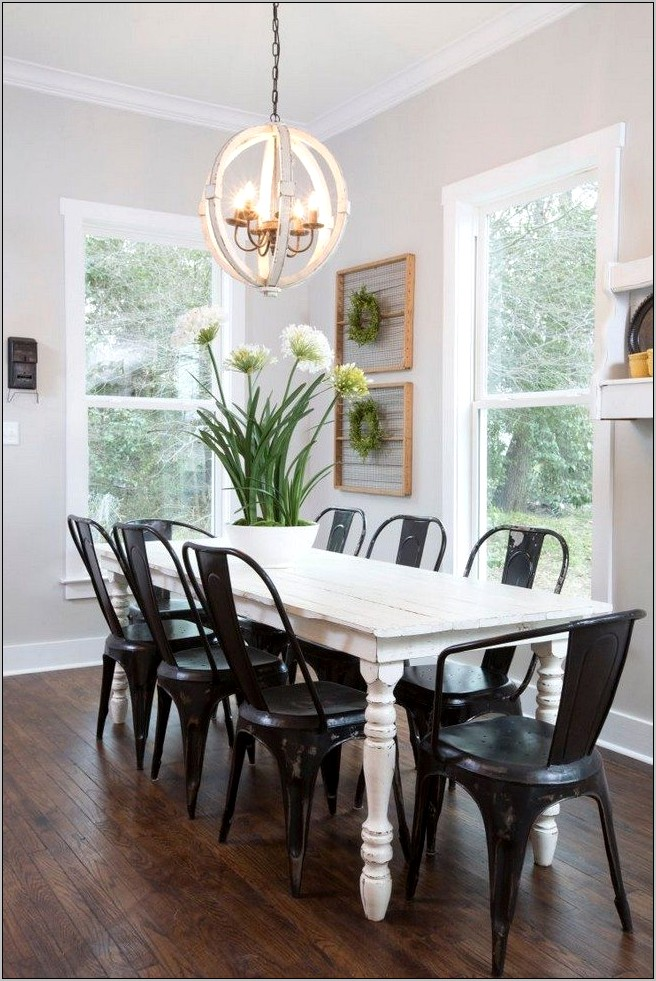 Decor Ideas For Kitchen Table