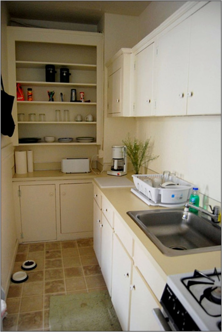 Decor Ideas For Small Galley Kitchen