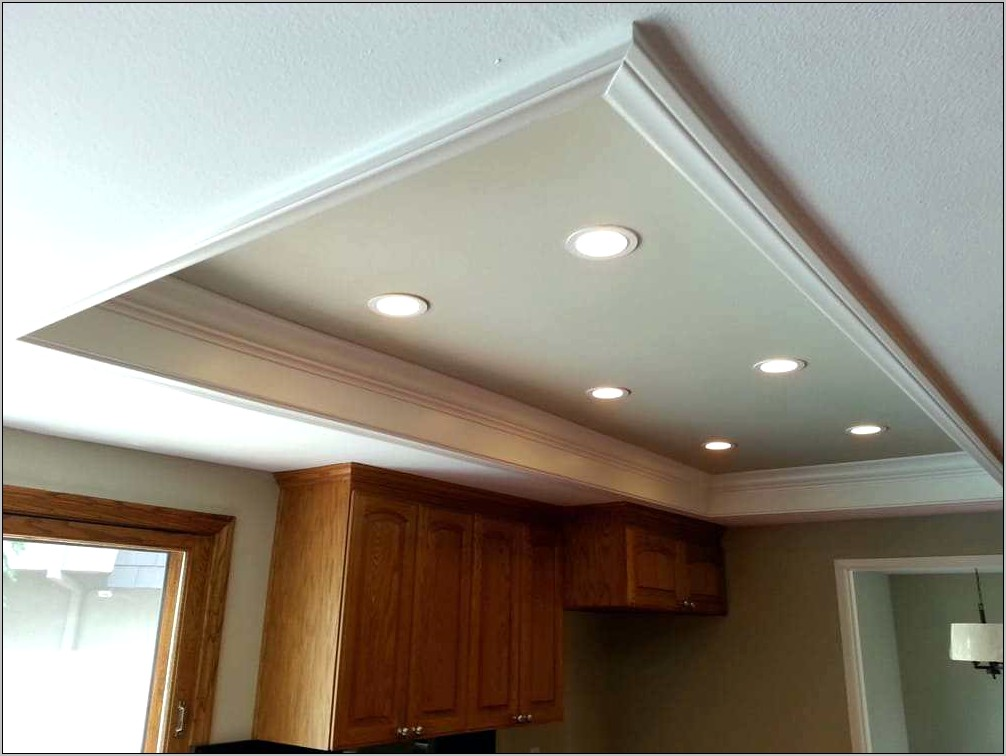 Decor Kitchen Fluorescent Light Replacement