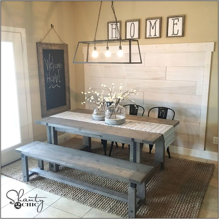 Decor Kitchen Tables Diy Pinterest