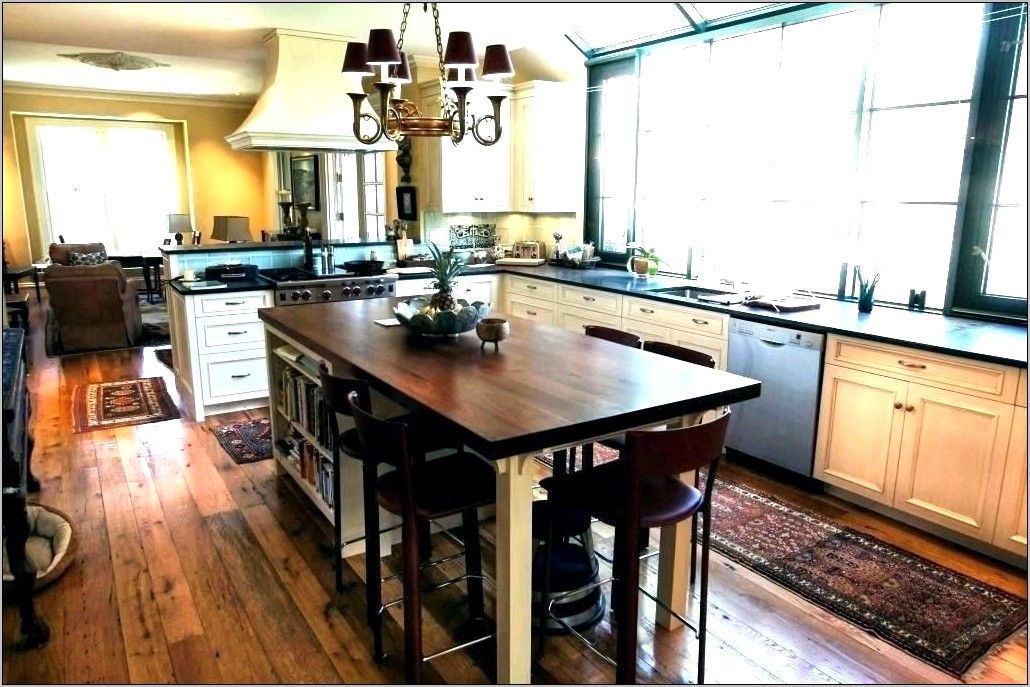 Decor Pad Kitchen Island