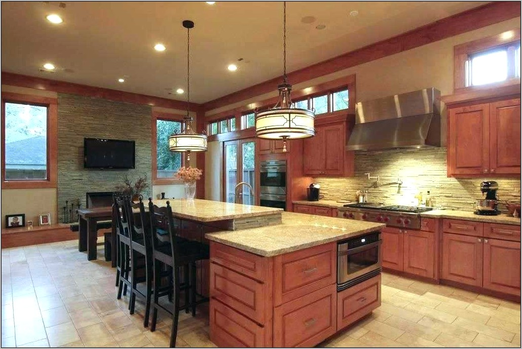 Decorate A Craftsman Kitchen