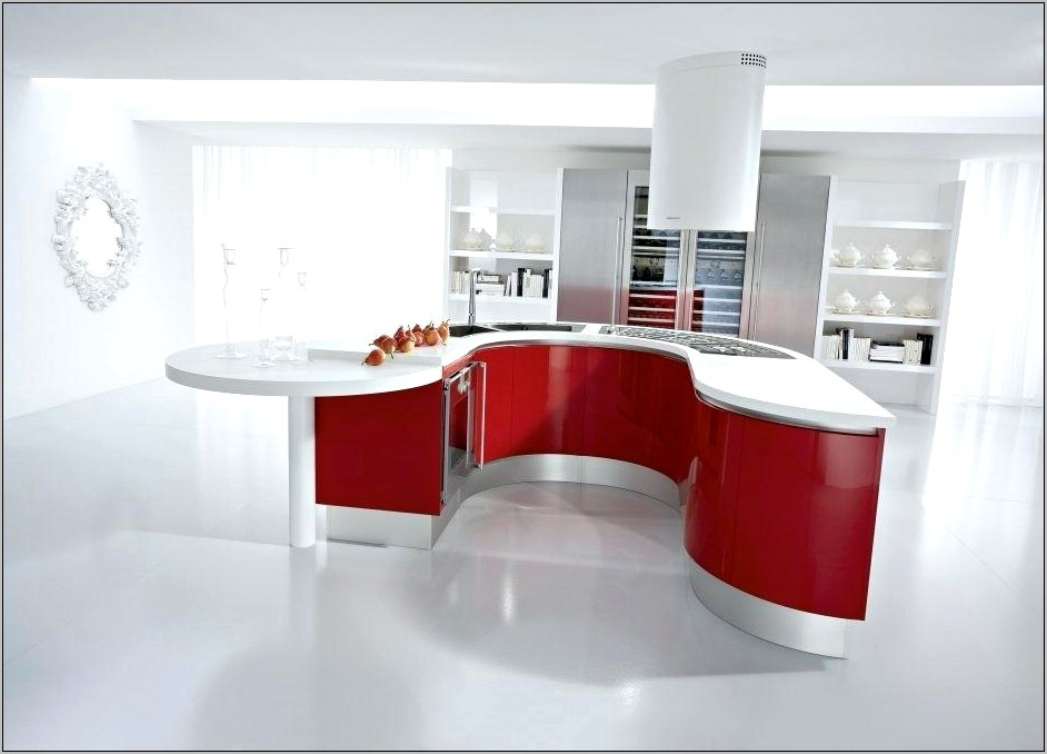 Decorate A Kitchen With Red Accessories