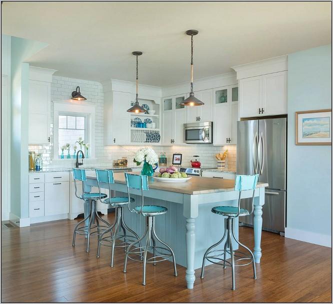 Decorate Kitchen Beach Inexpensive