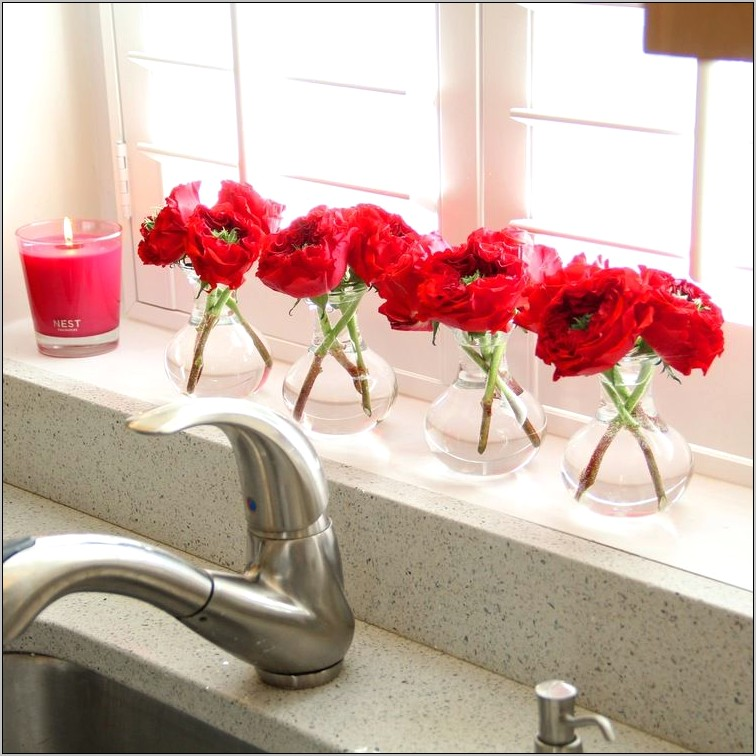 Decorate Kitchen In Roses
