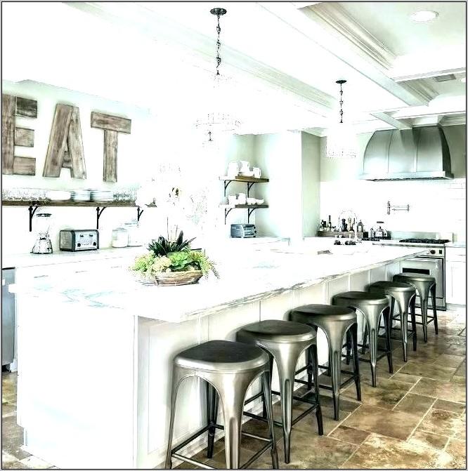 Decorate Kitchen Soffit Area