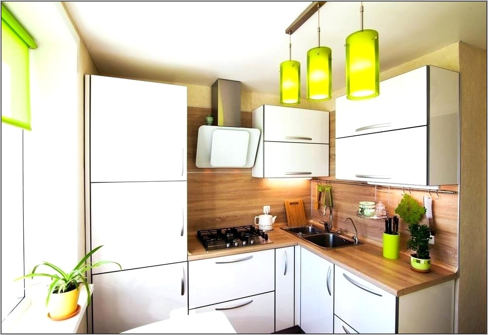 Decorate Small Kitchen To Look Larger