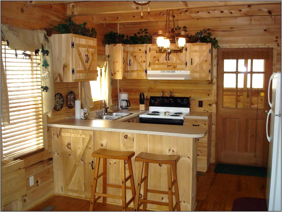 Decorated Kitchens In Red