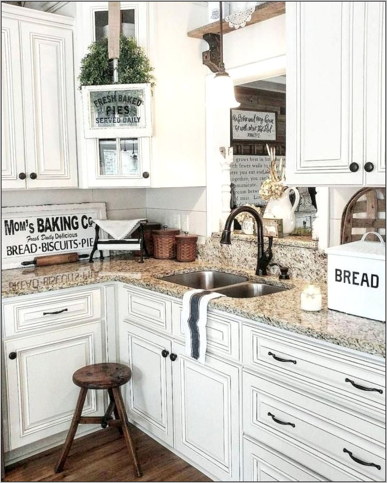 Decorating A Kitchen Home