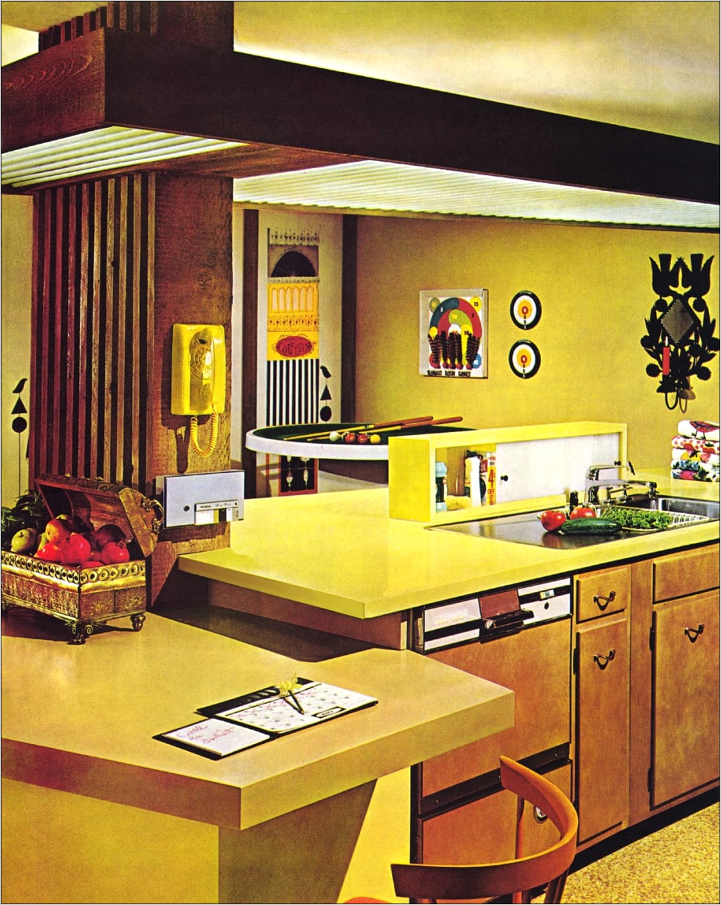 Decorating An 80s Kitchen
