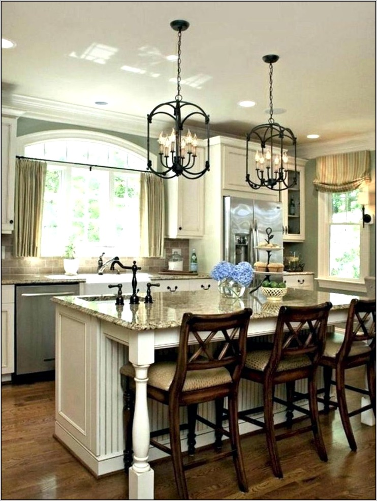 Decorating Country French Kitchens