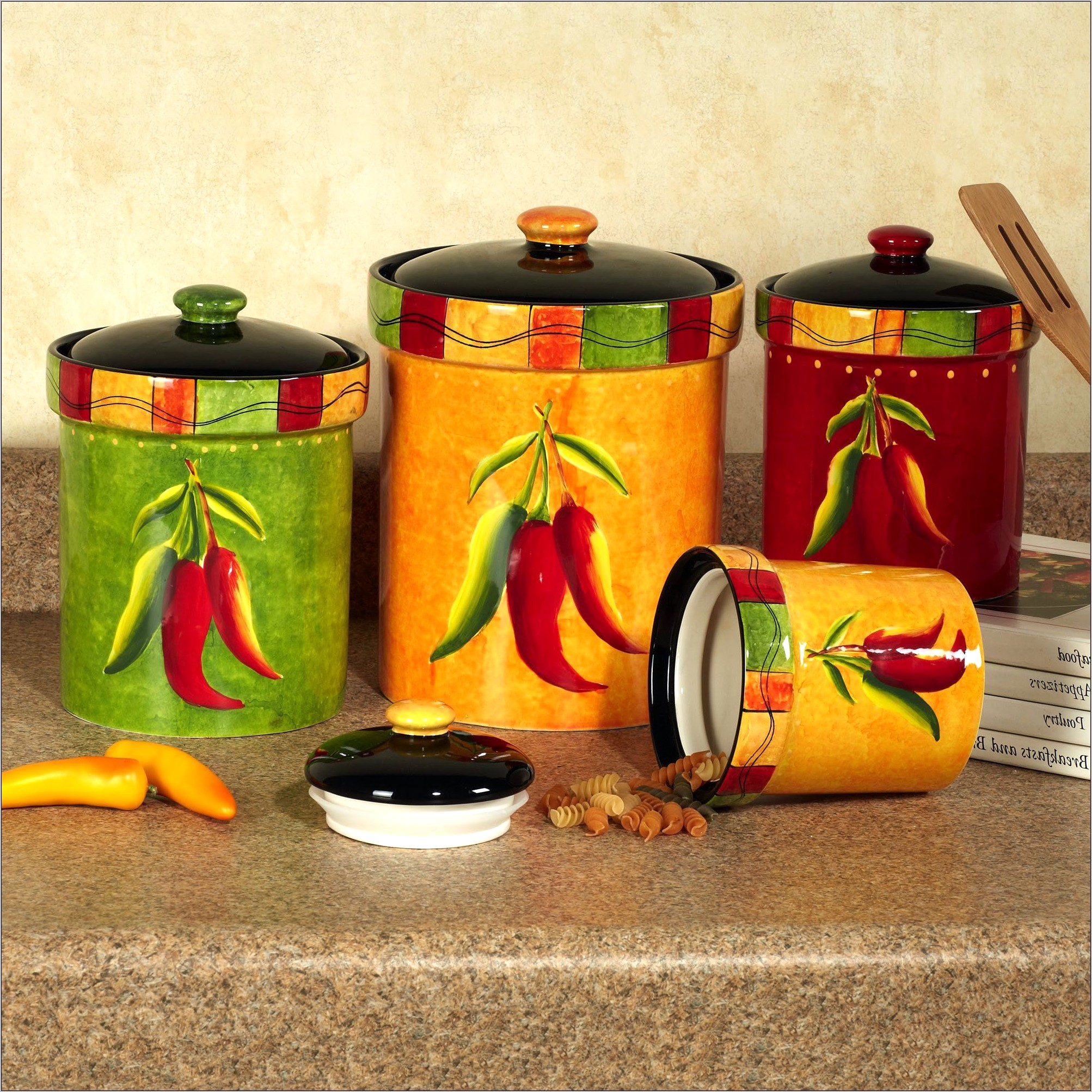 Decorating Ideas Chili Pepper Kitchen