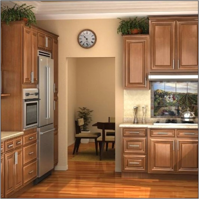 Decorating Ideas For Above My Kitchen Cabinets