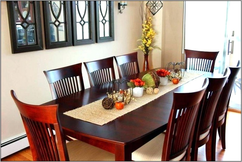 Decorating Ideas For Glass Kitchen Table