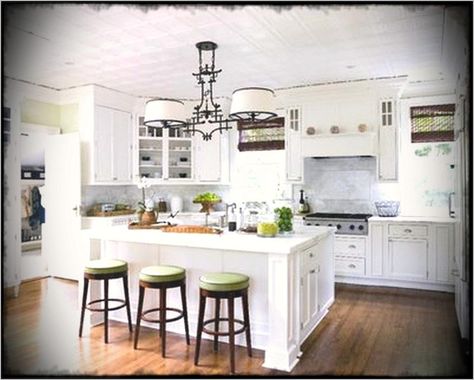 Decorating Ideas For Grey And White Kitchen