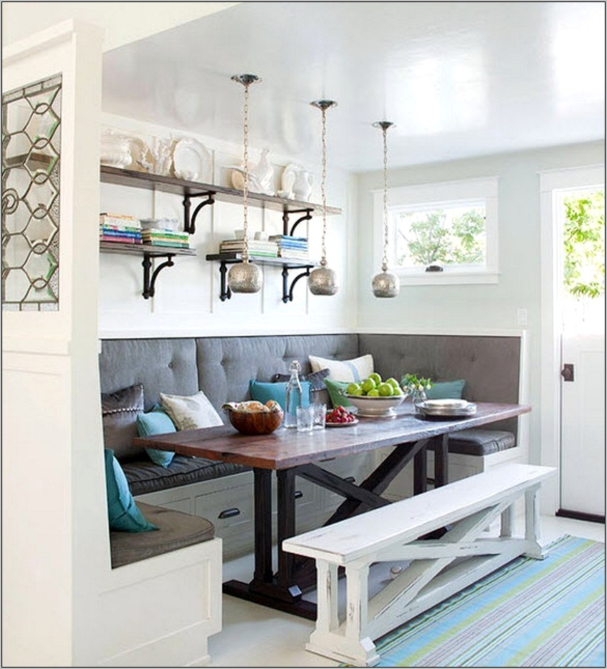 Decorating Ideas For Kitchen Nook