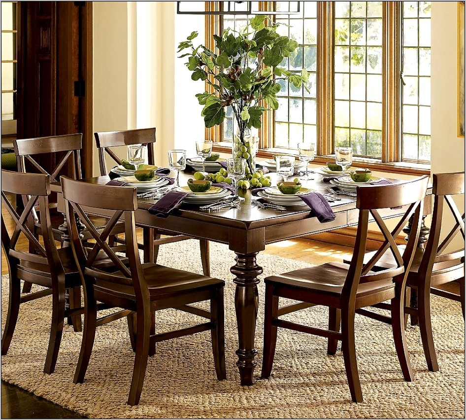 Decorating Ideas For Round Kitchen Table