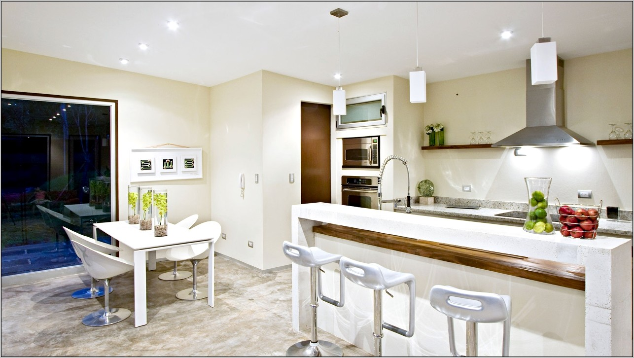 Decorating Ideas For Small Rectangular Kitchens