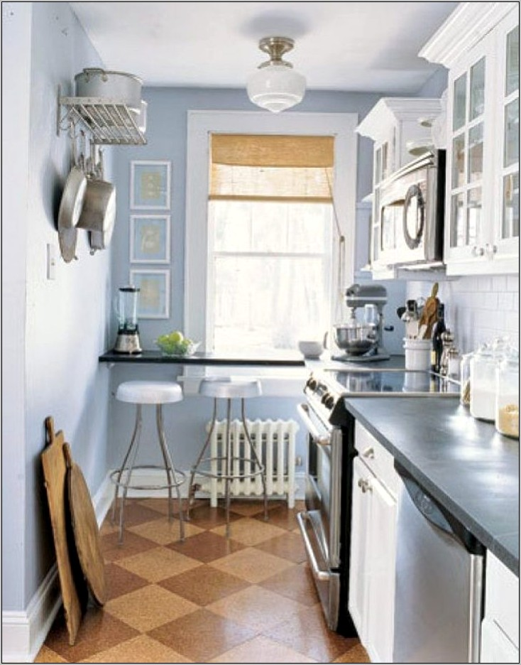 Decorating Ideas For Very Small Kitchens
