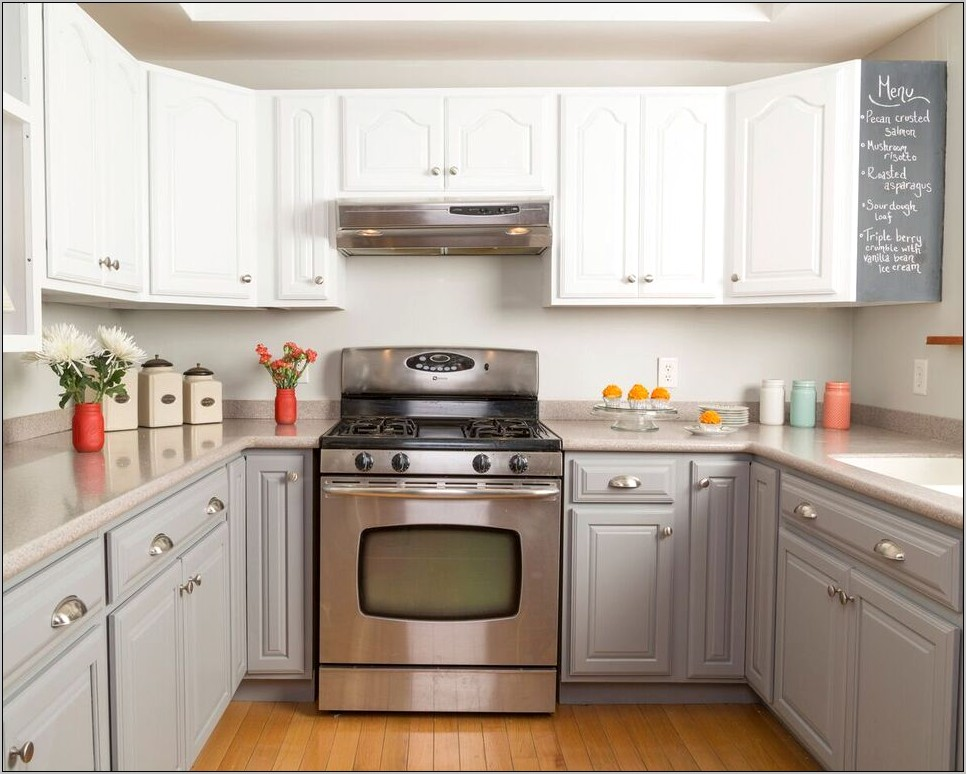 Decorating Ideas For White Kitchen Cabinets