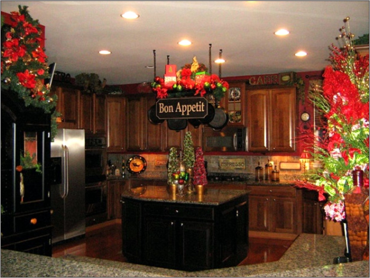 Decorating Kitchen Ideas For Christmas
