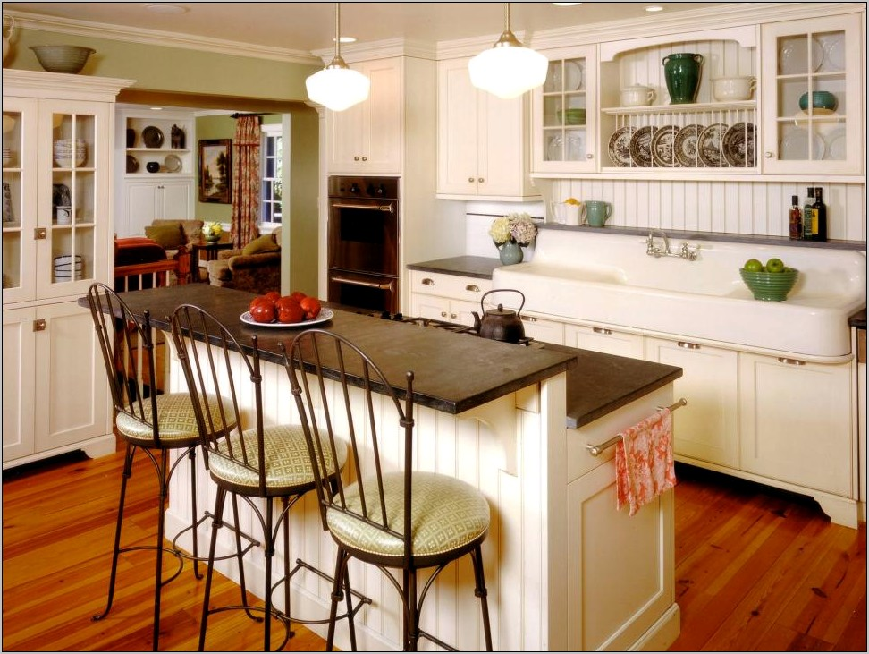 Decorating Living Room With Kitchen Peninsula