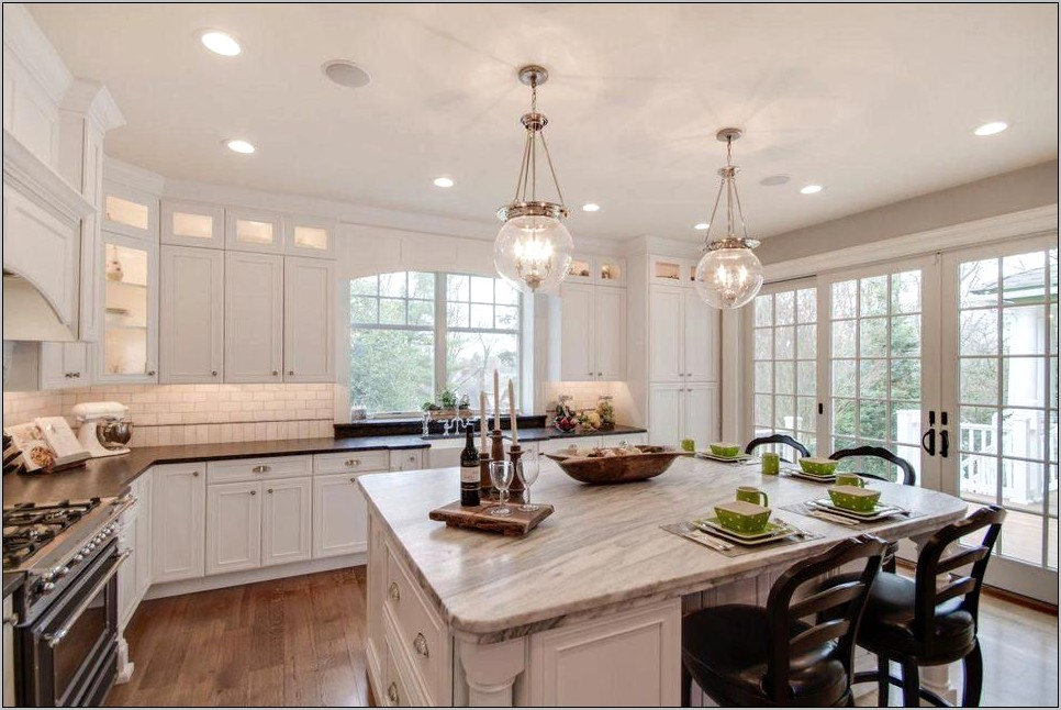 Decorating Tips For Kitchen Islands