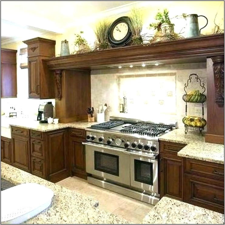 Decorating Tips For Tops Of Kitchen Cabinets
