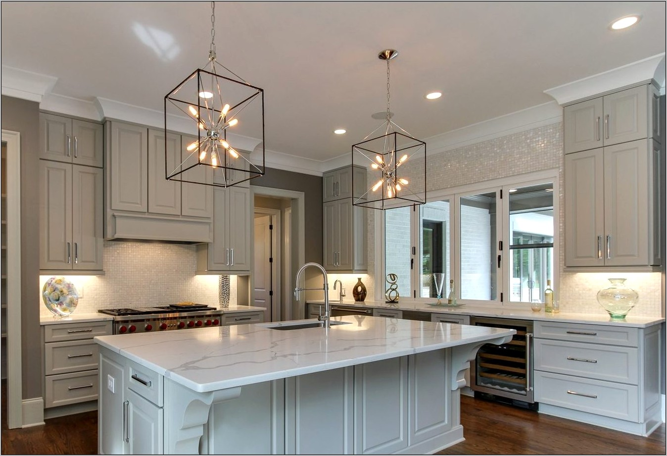 Decorating Trends Kitchen Cabinets