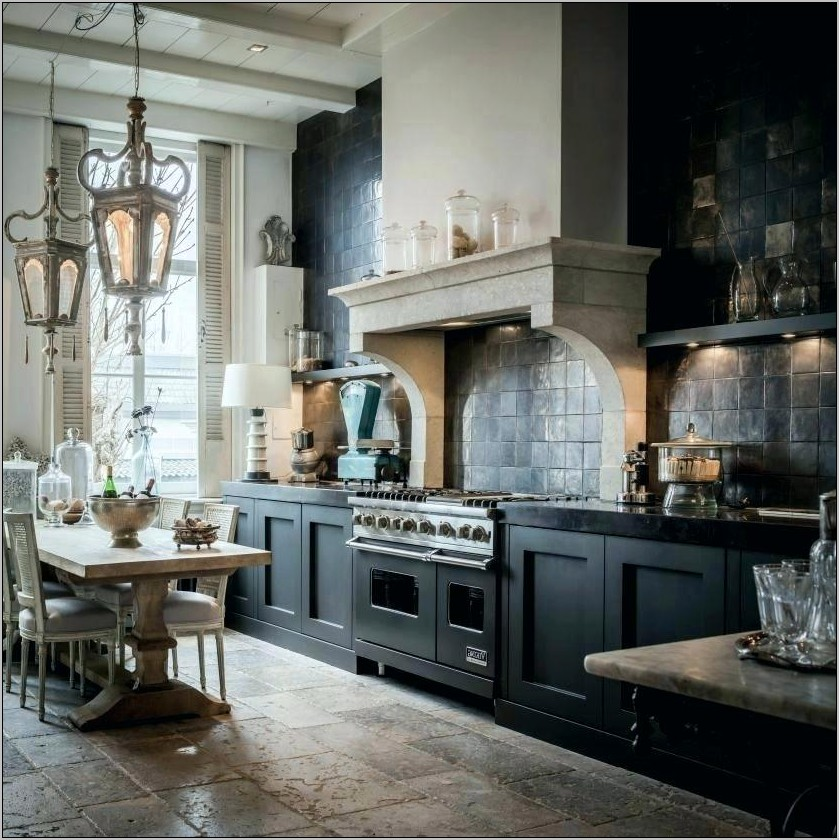 Decoration And Design Kitchen