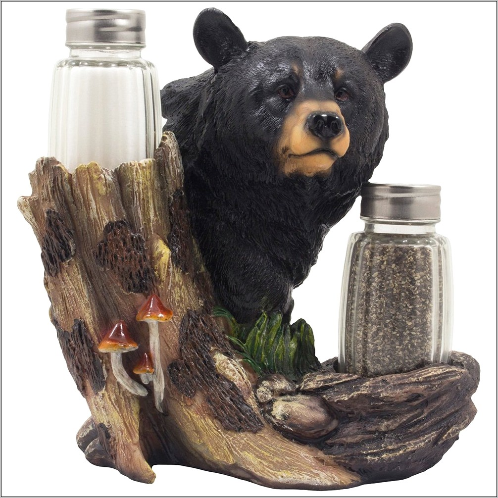 Decorative Bears For Kitchen