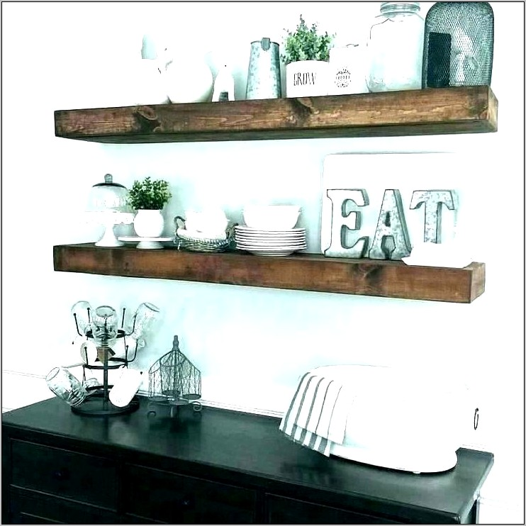 Decorative Brackets For Kitchen Shelves