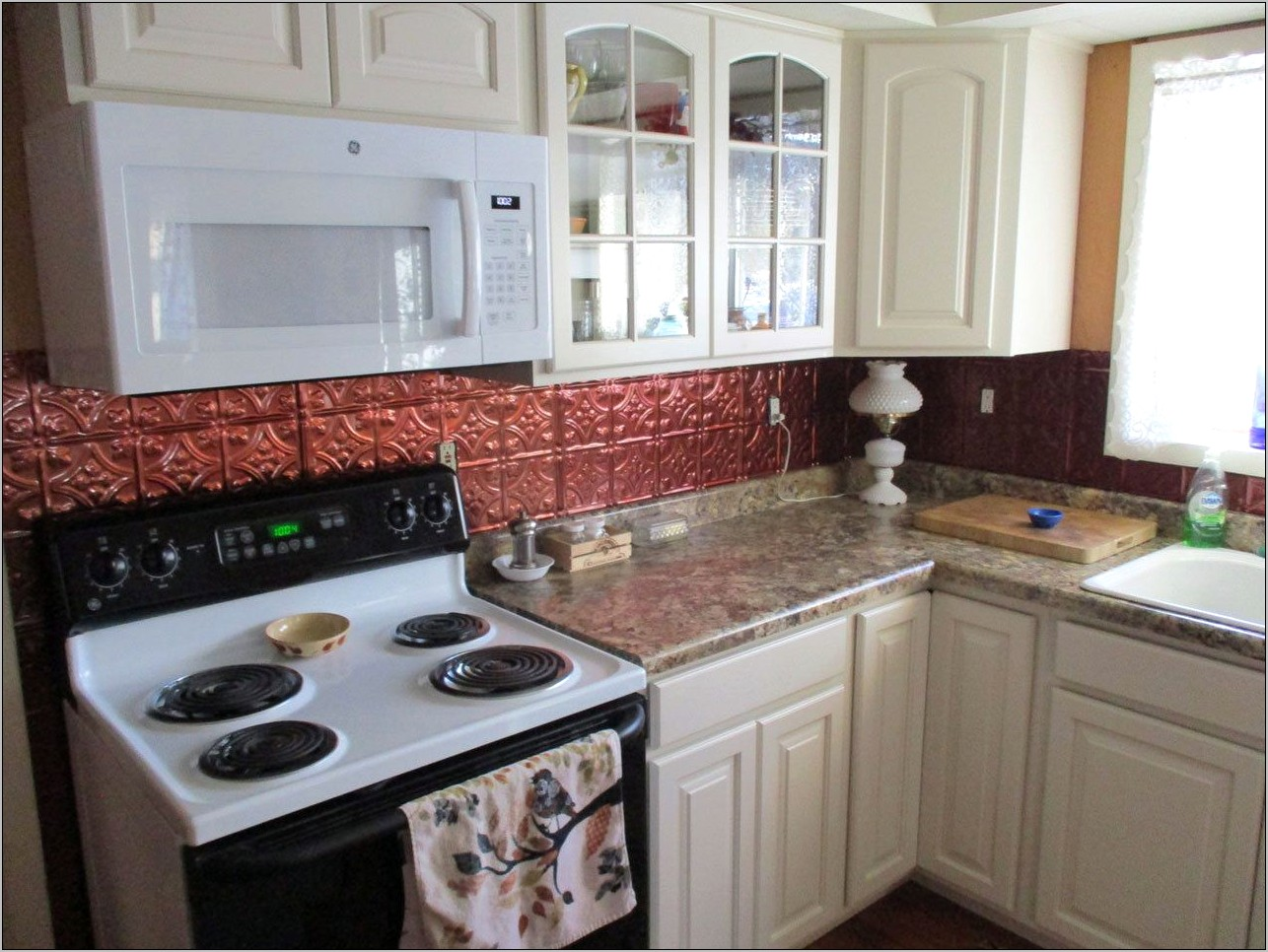 Decorative Ceiling Tiles For Kitchen