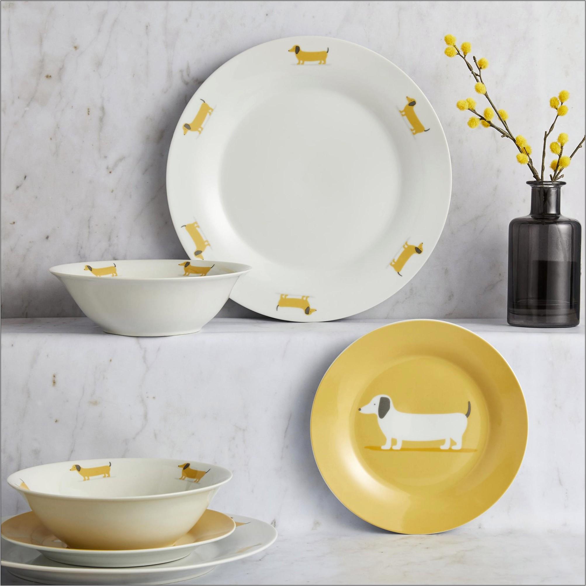 Decorative Ceramic Kitchen Plates
