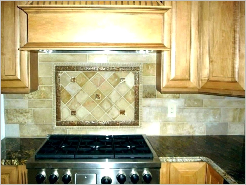 Decorative Ceramic Tiles Kitchen Backsplash
