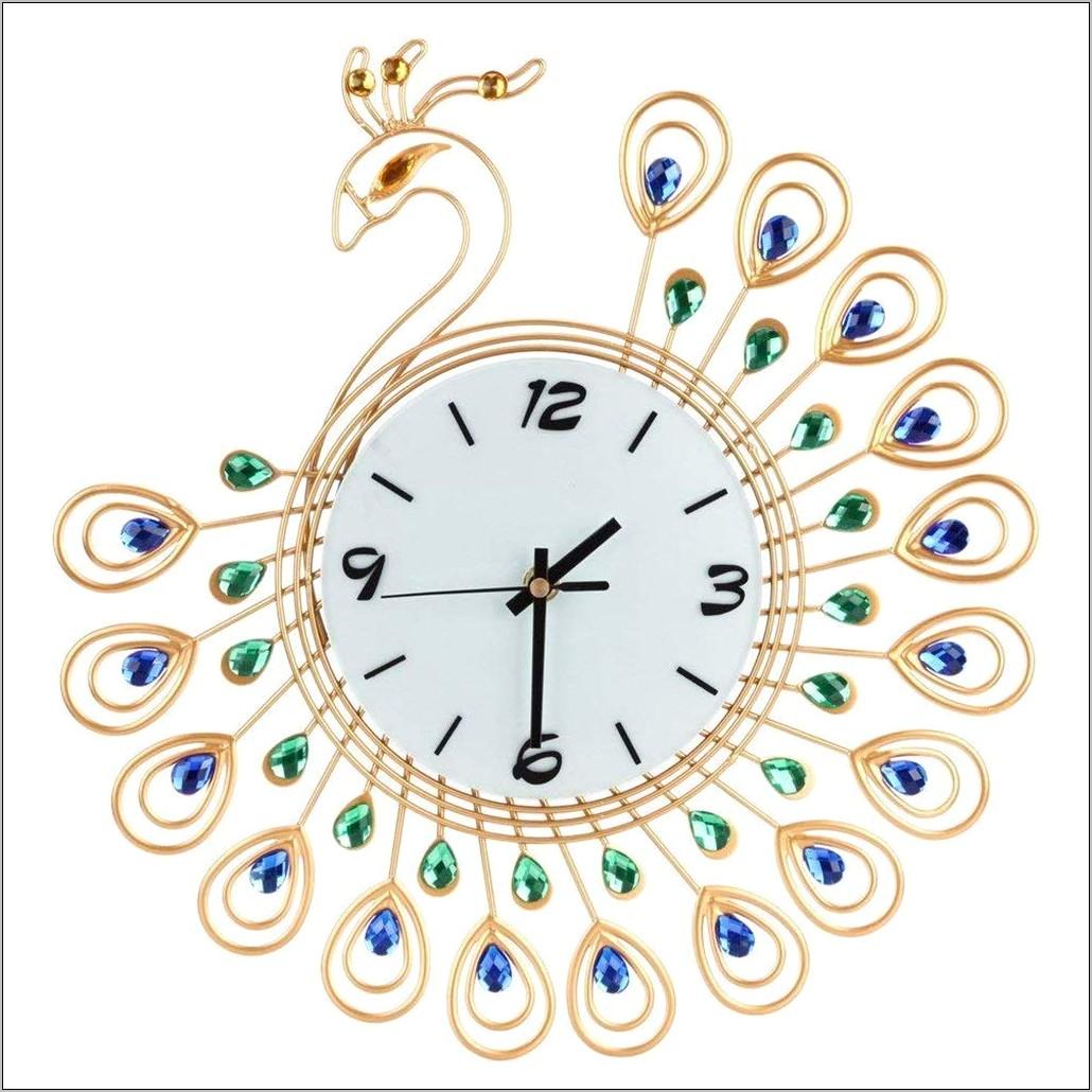 Decorative Clock For Kitchen