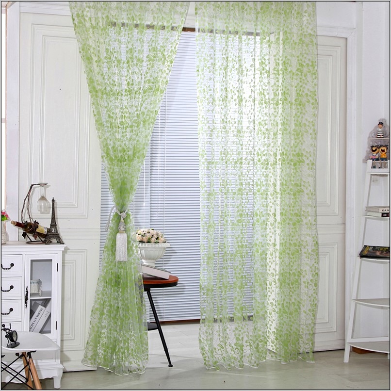 Decorative Curtains For Kitchen