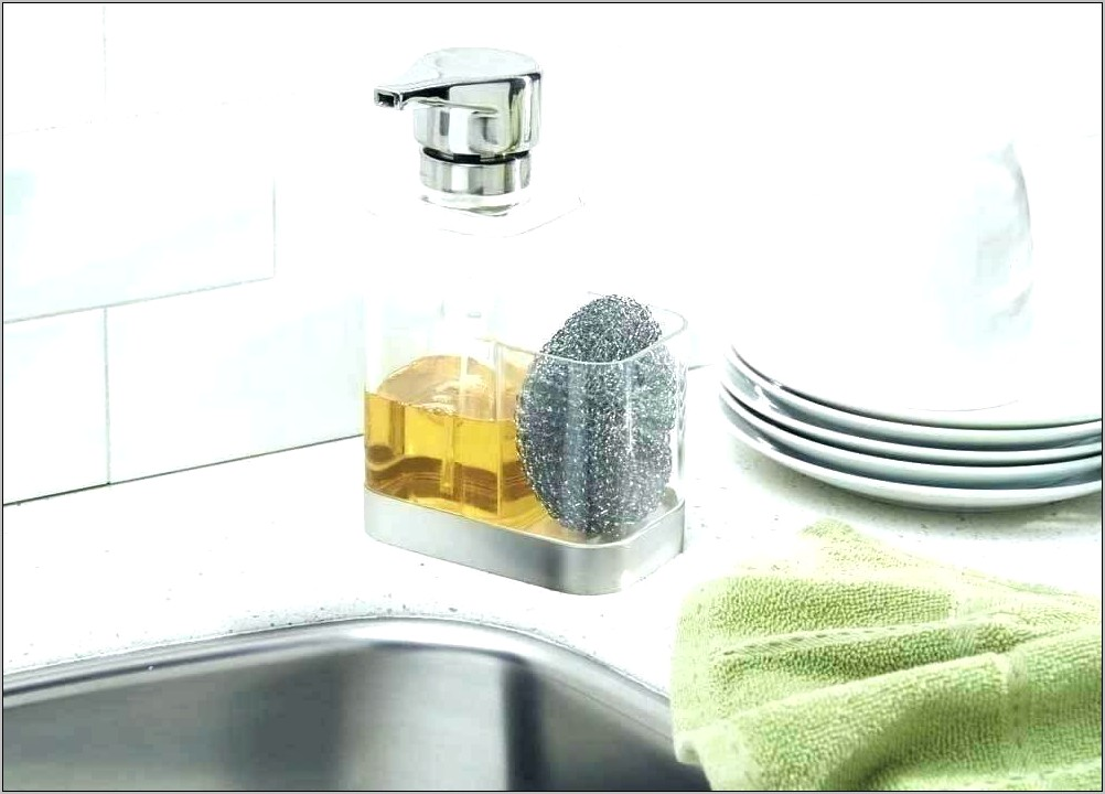 Decorative Dish Soap Dispenser For Kitchen